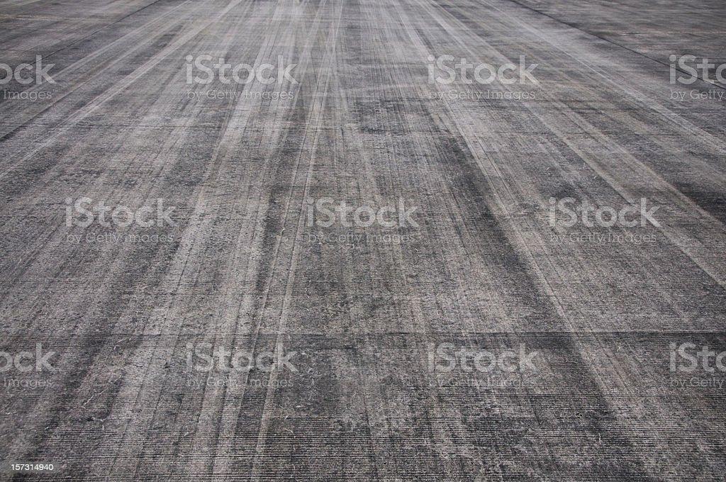 Runway Background stock photo