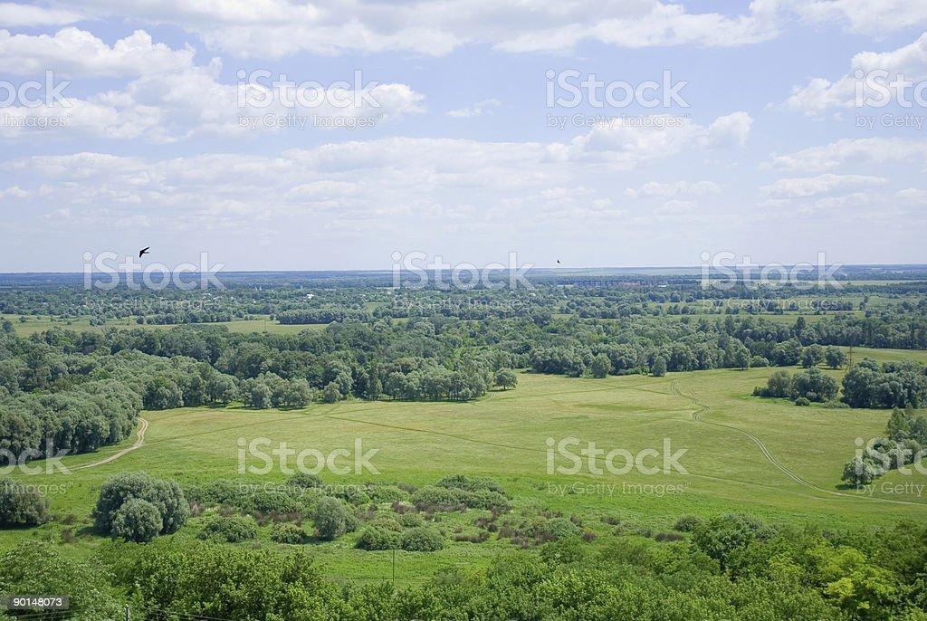 Rural 1 royalty-free stock photo