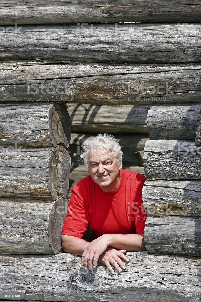 Rural Amusement stock photo