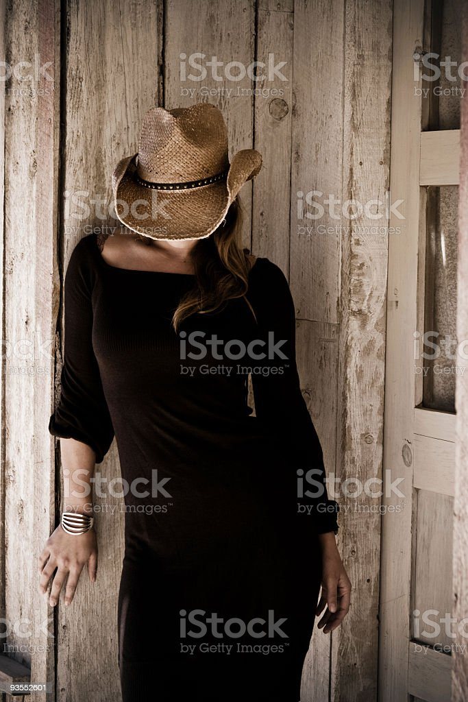 Rural Charm royalty-free stock photo
