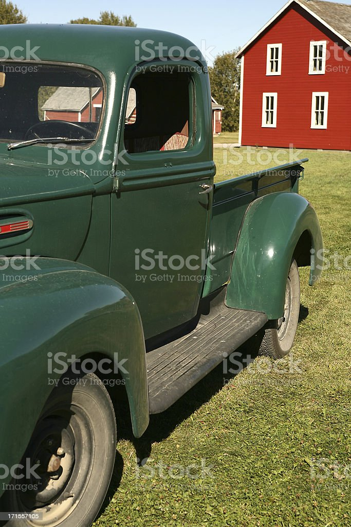 Rural color royalty-free stock photo