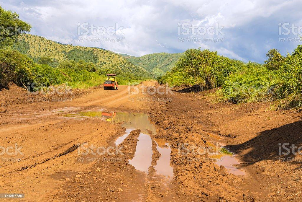 Rural Ethiopia royalty-free stock photo