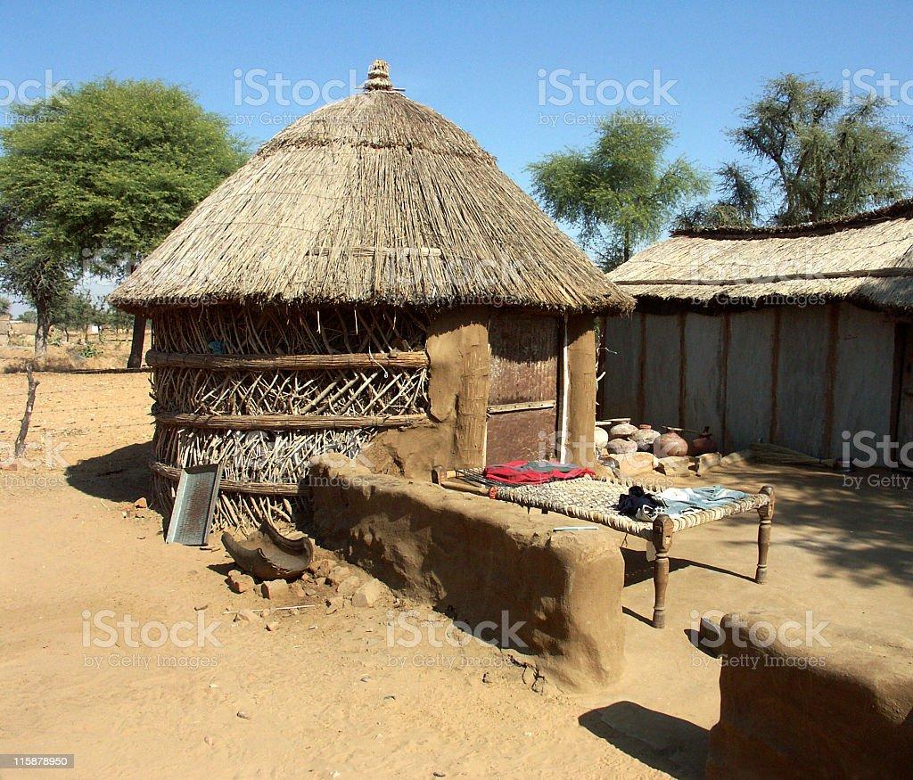Rural Life royalty-free stock photo
