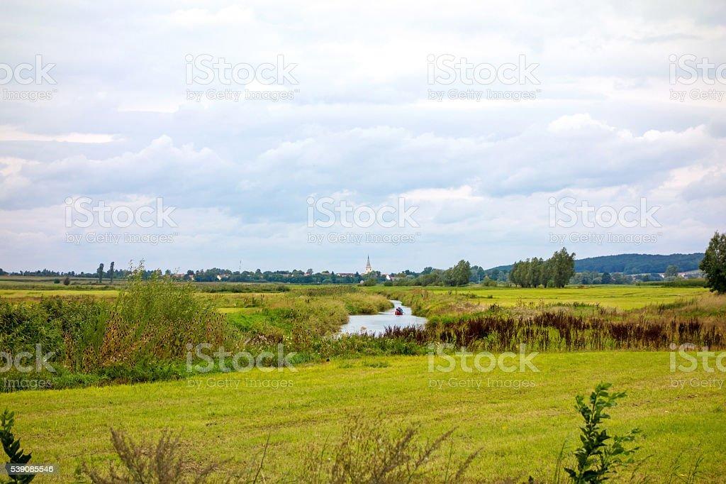 Rural stock photo