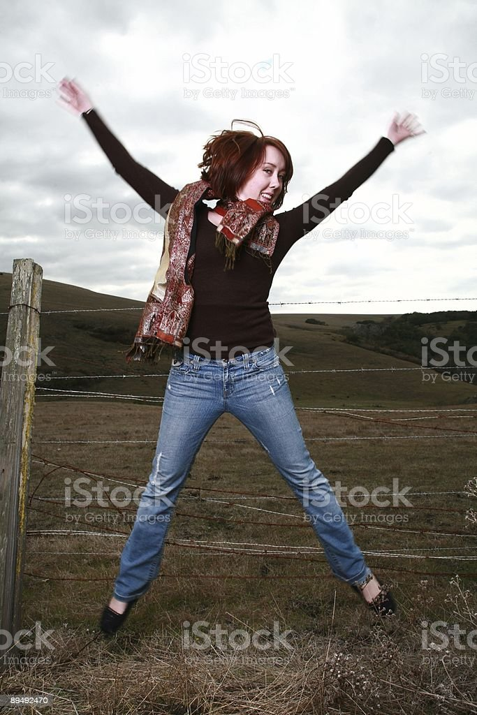 rural portraits royalty-free stock photo