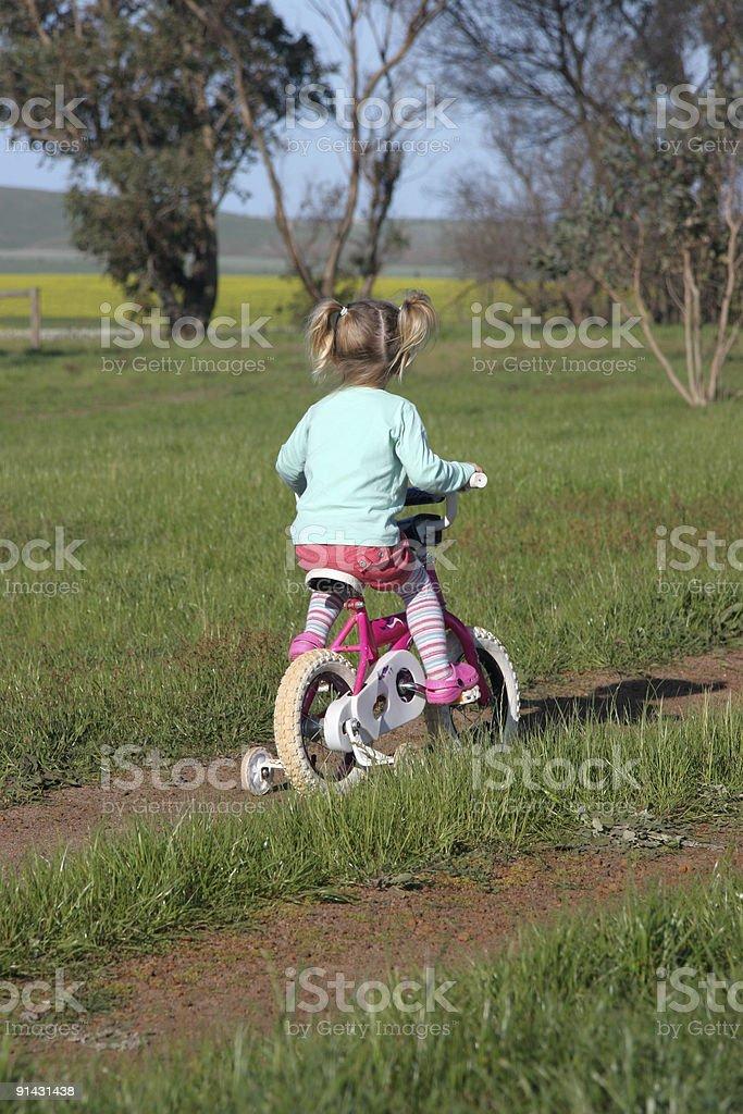 Rural Riding stock photo