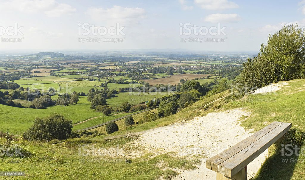 Rural view. stock photo