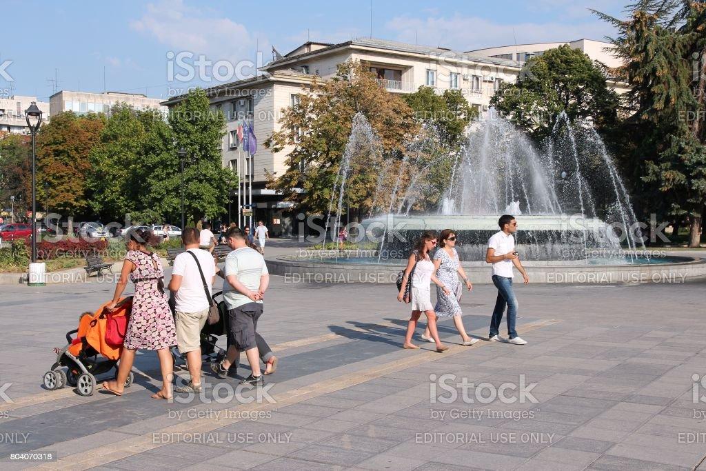 Ruse, Bulgaria stock photo