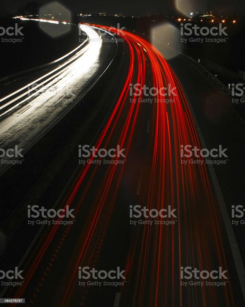 Rush hour II royalty-free stock photo