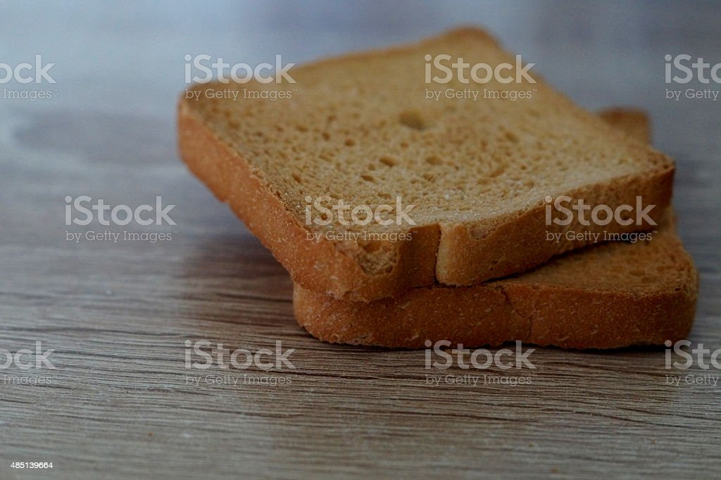 Zwieback stock photo