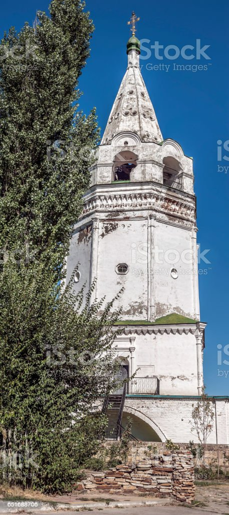 Russia , Starocherkassk , the first capital of the Don Cossacks . stock photo