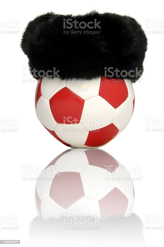 Russia world cup royalty-free stock photo