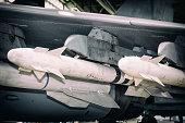 Russian air-to-air missiles