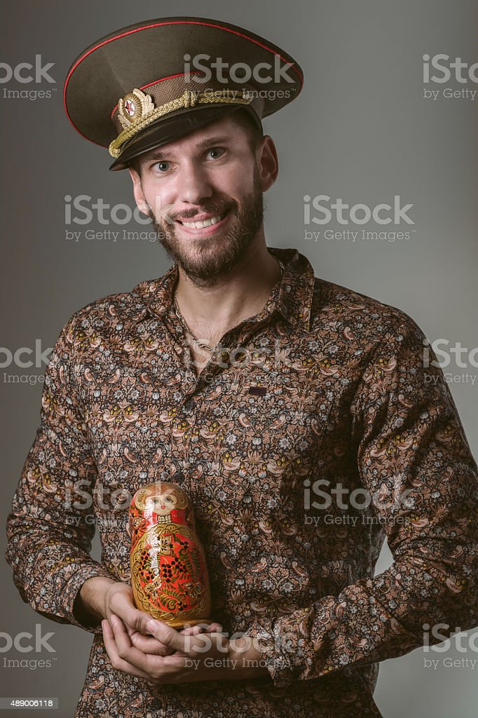 Russian and Soviet Symbolism royalty-free stock photo
