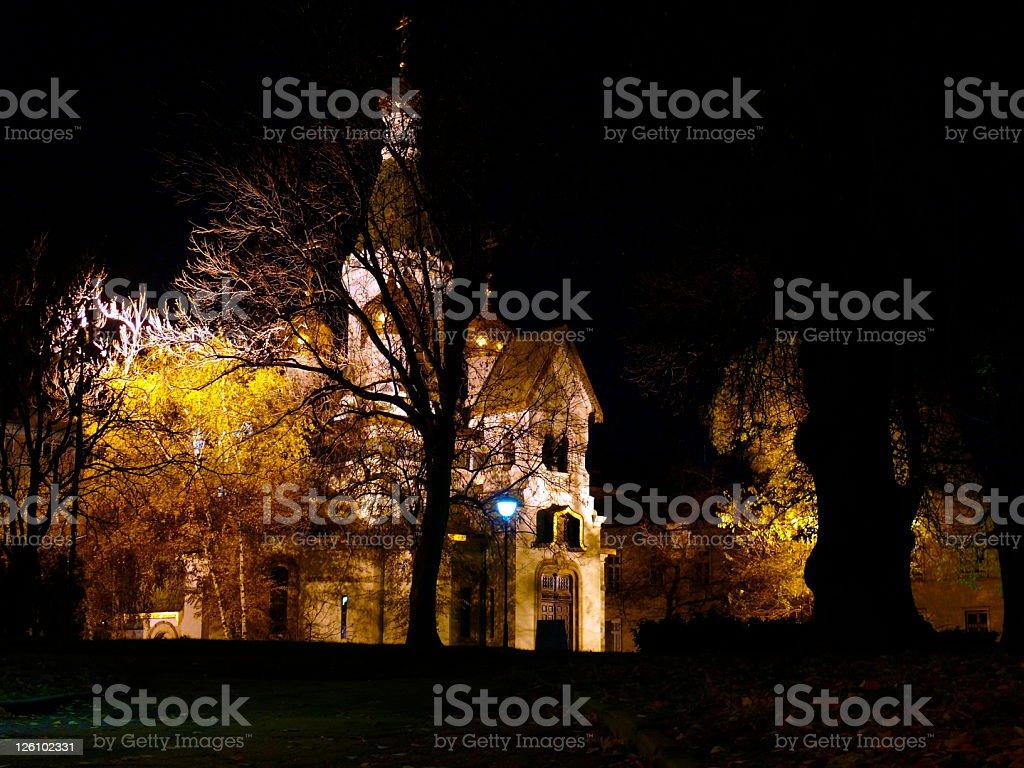 Russian Church in Sofia, Bulgaria stock photo