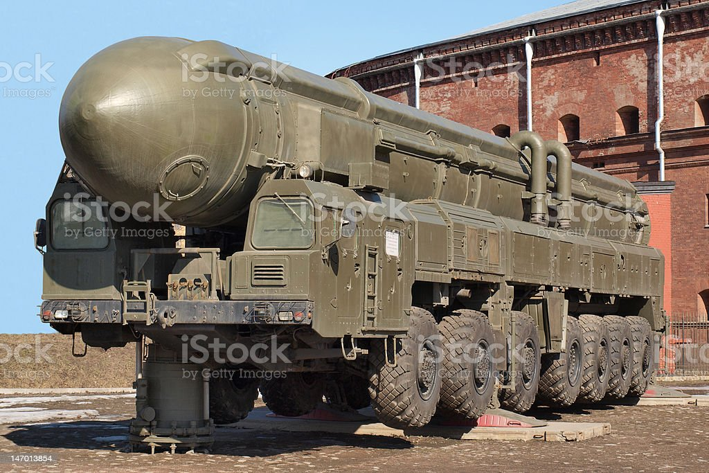 Russian military stock photo