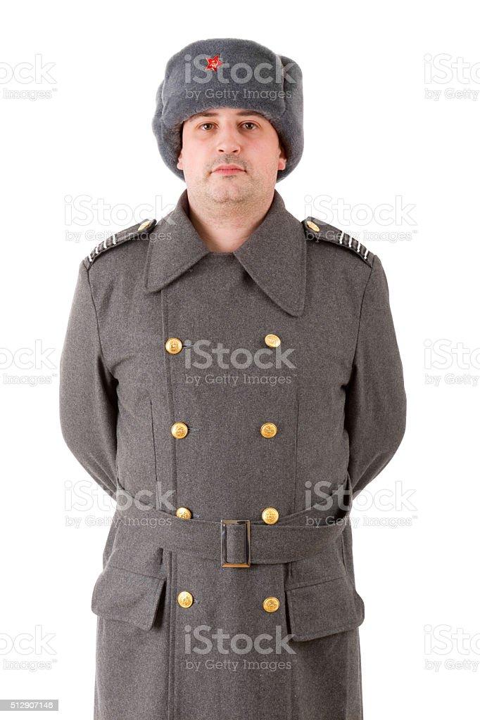 russian military stock photo