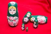 Russian Nesting Dolls-Matryoshka