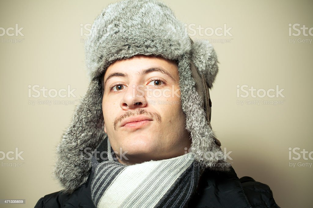 Russian royalty-free stock photo