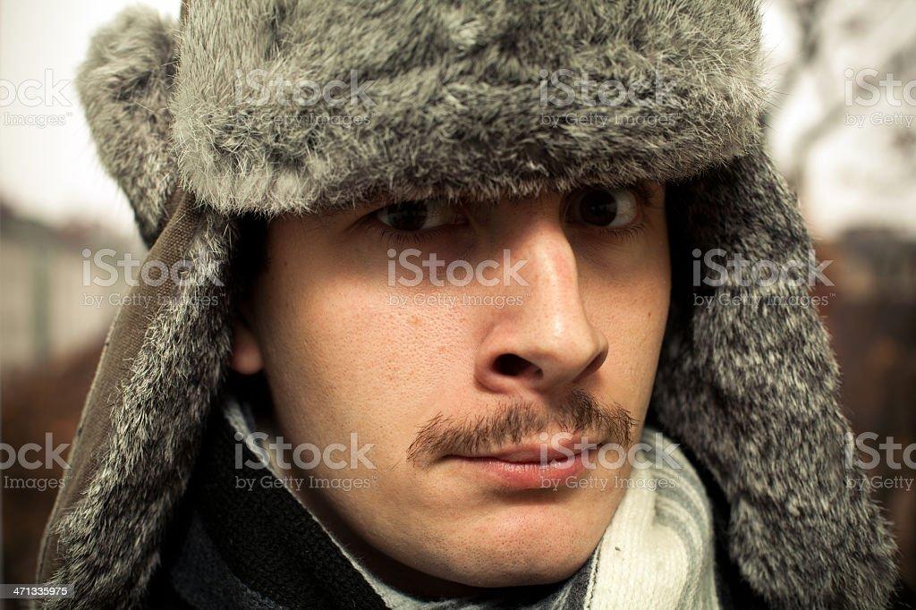 Russian royalty-free stock photo