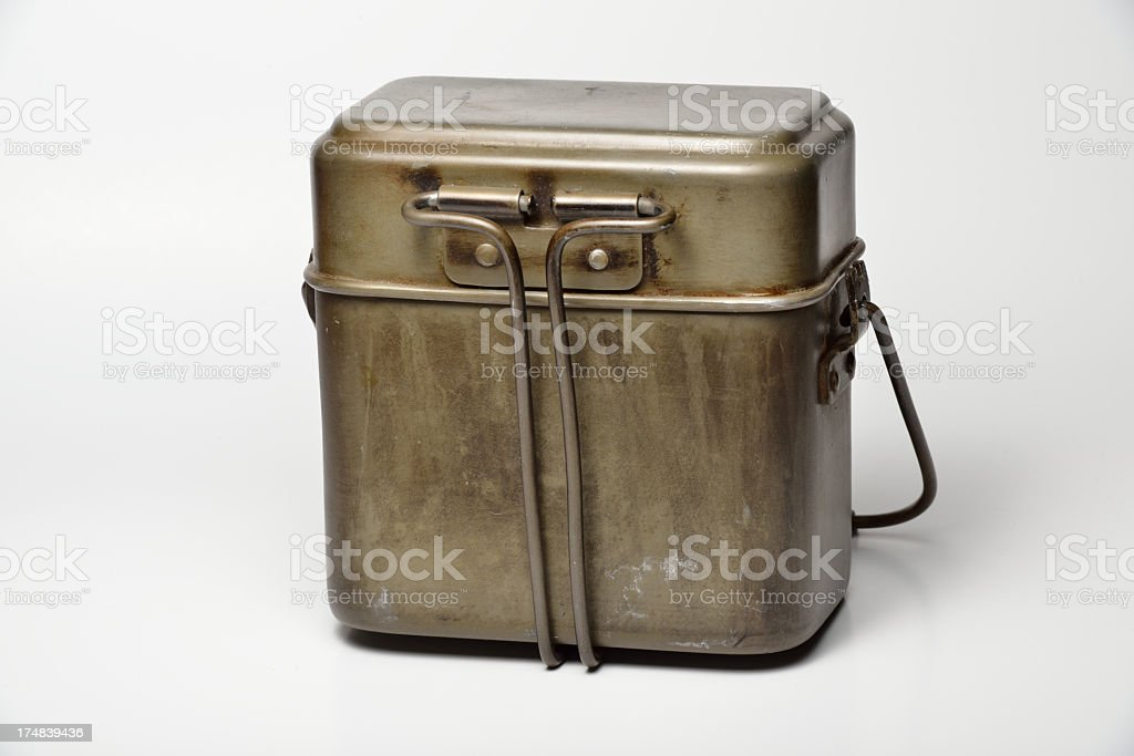 Russian pot royalty-free stock photo
