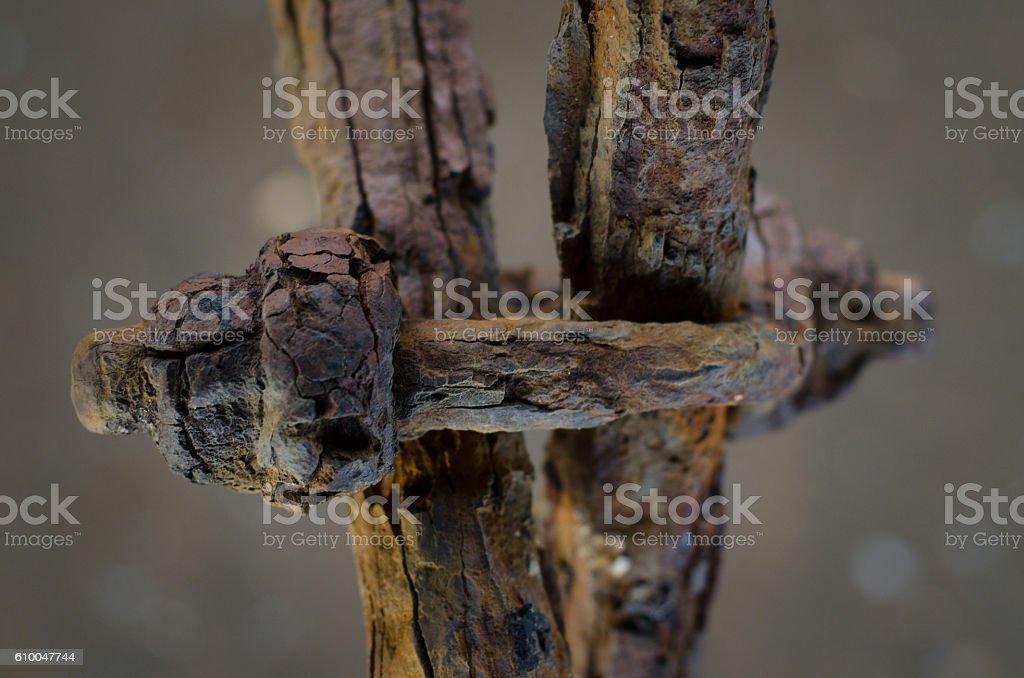 Rust 1 stock photo