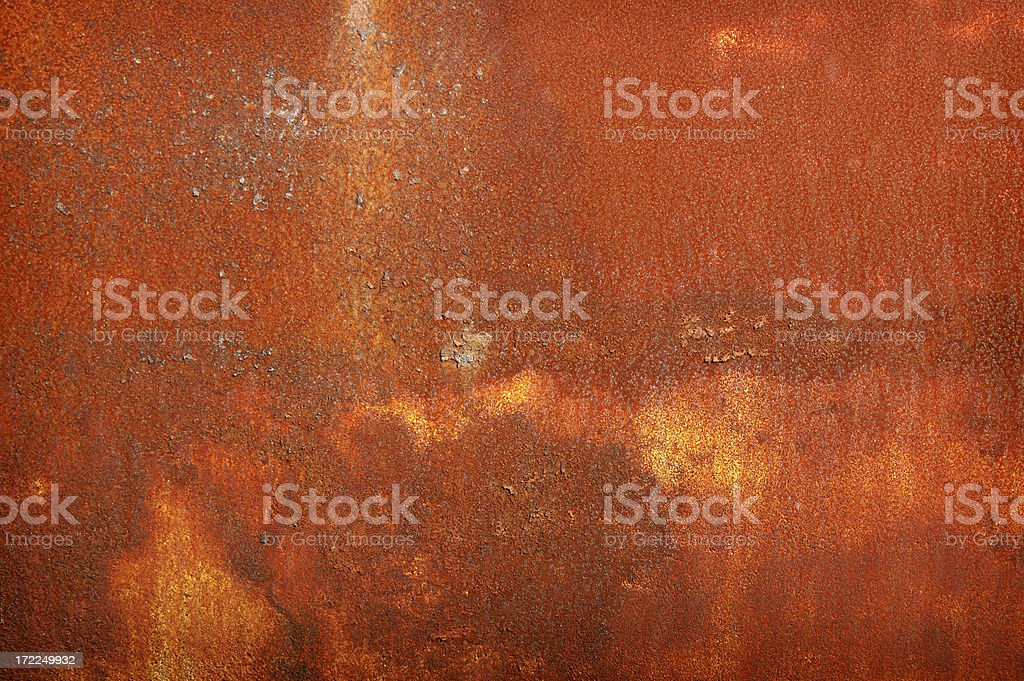 Rust background royalty-free stock photo
