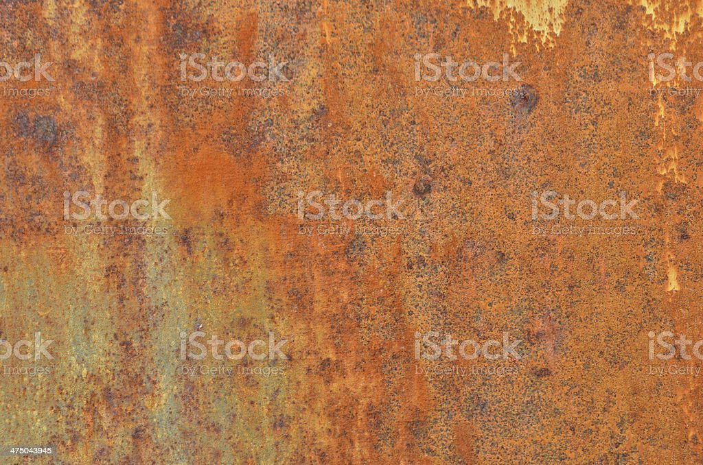 Rust backgrounds royalty-free stock photo