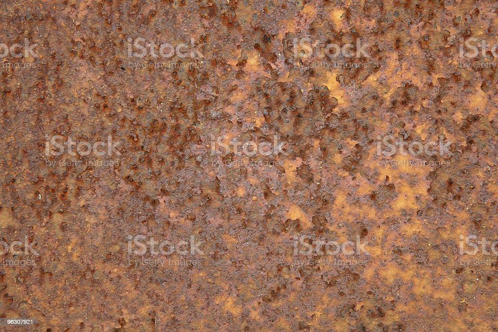 Rust Grunge royalty-free stock photo