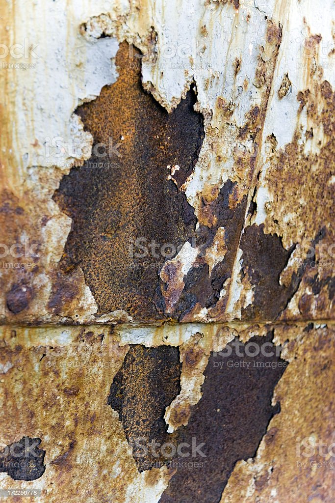 Rust Metal royalty-free stock photo