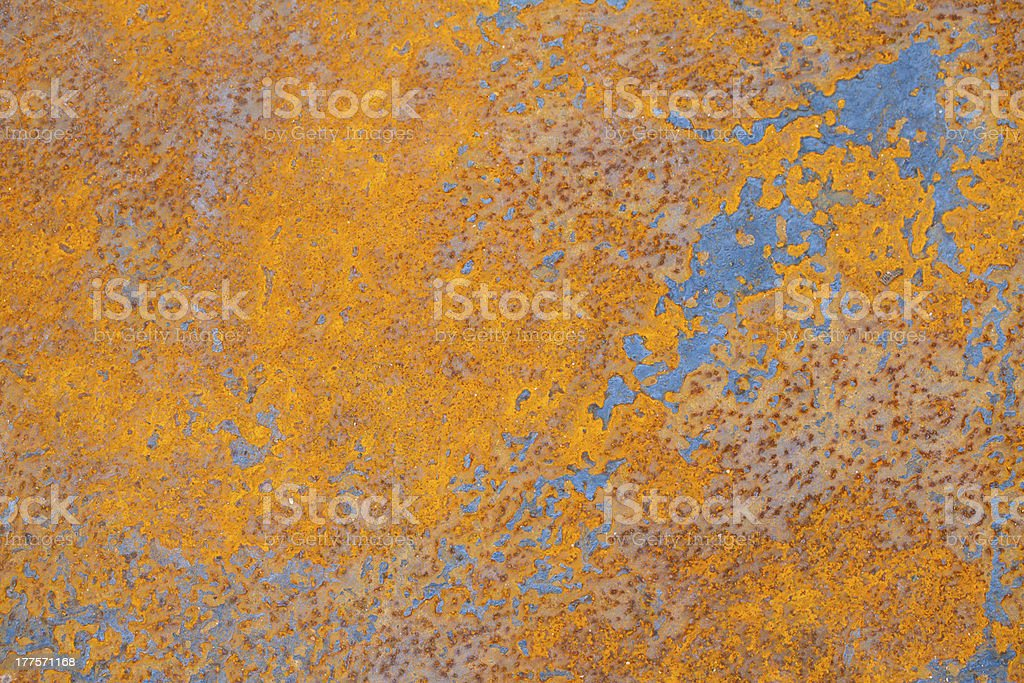 Rust metal texture background royalty-free stock photo