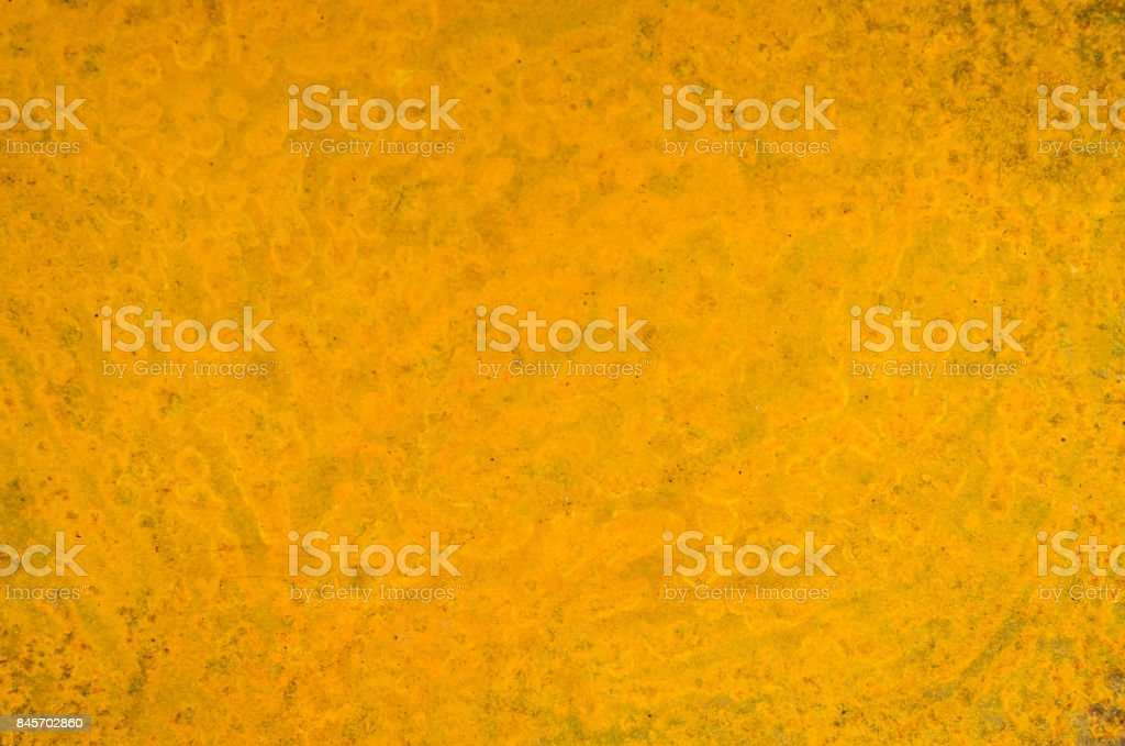 Rust on an old sheet of metal texture stock photo