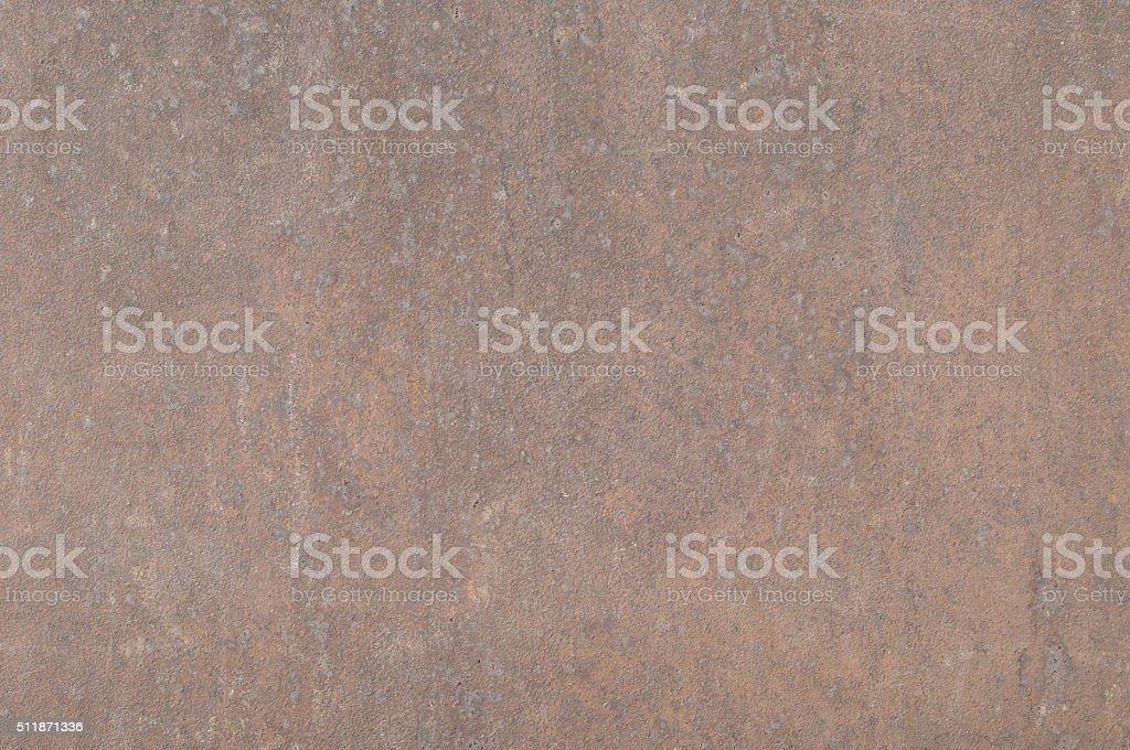 Rust on iron sheet stock photo