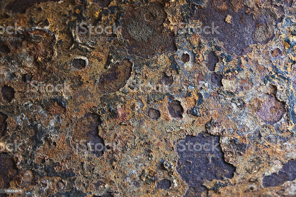 Rust royalty-free stock photo