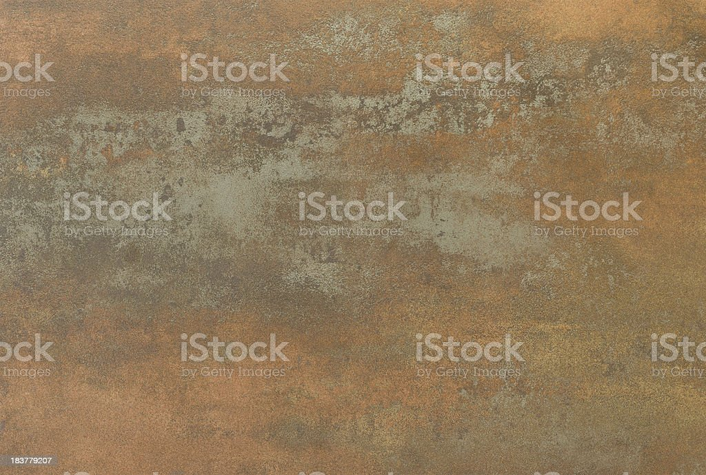 XXL Rust royalty-free stock photo