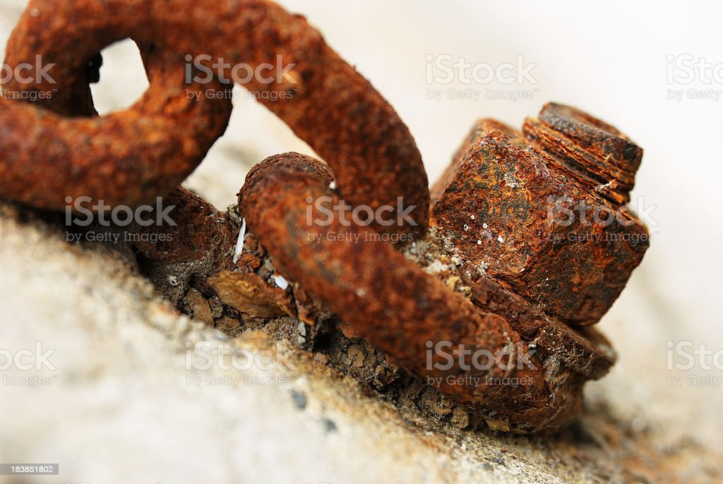 Rust stock photo