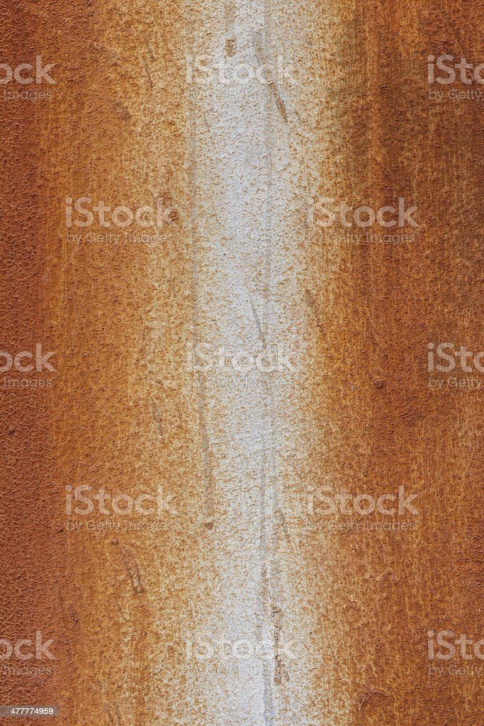 Rust stains royalty-free stock photo