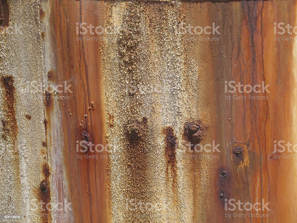 Rust Texture 2 royalty-free stock photo