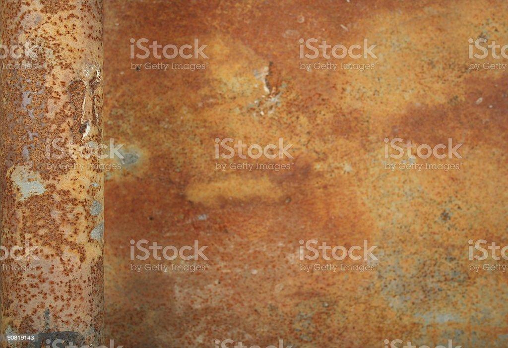 Rust texture 2 royalty-free stock photo