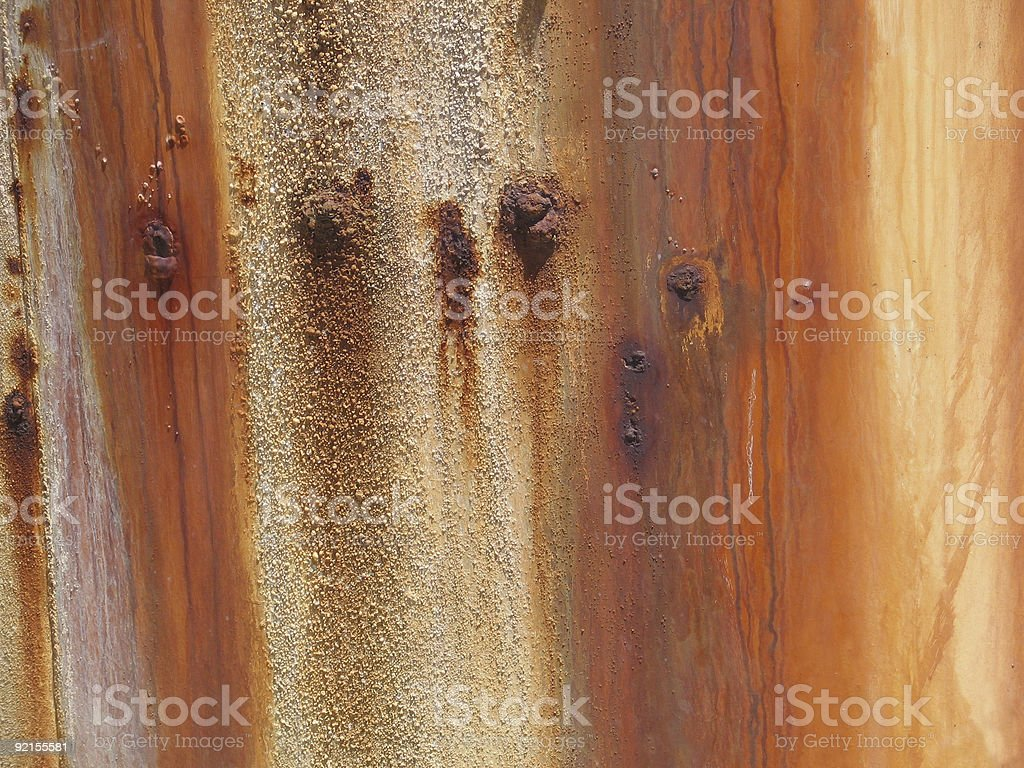 Rust Texture 3 royalty-free stock photo