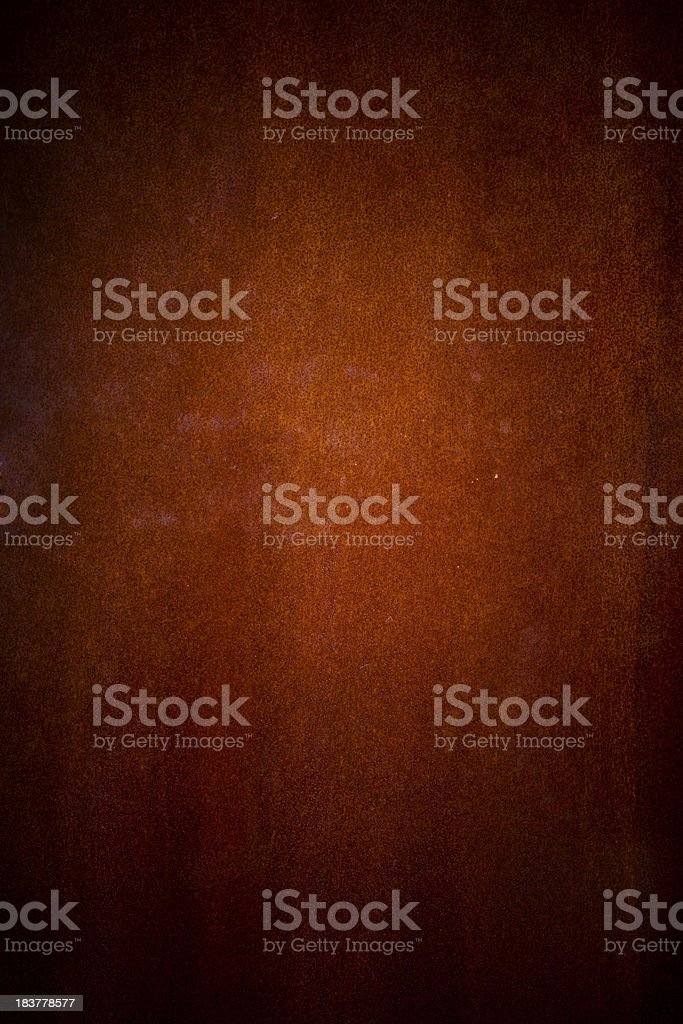 Rust texture background royalty-free stock photo