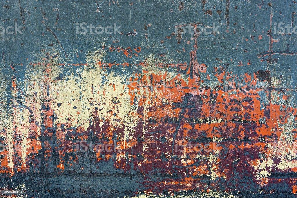 Rustart royalty-free stock photo