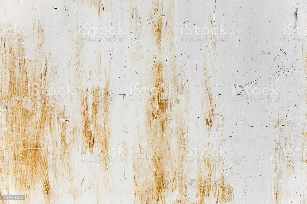 Rusted gray metal wall. Photo background texture royalty-free stock photo
