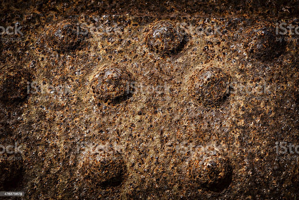 Rusted Iron 1 royalty-free stock photo