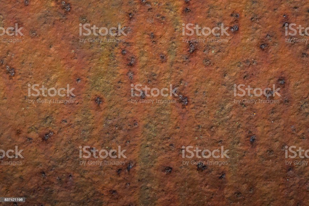 Rusted Iron stock photo