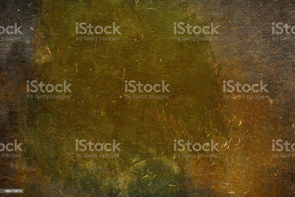 Rusted Leather - background texture royalty-free stock photo