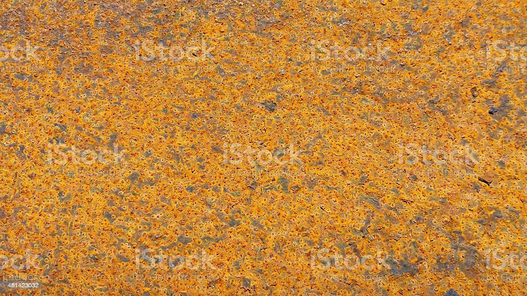 Rusted metal surface background stock photo