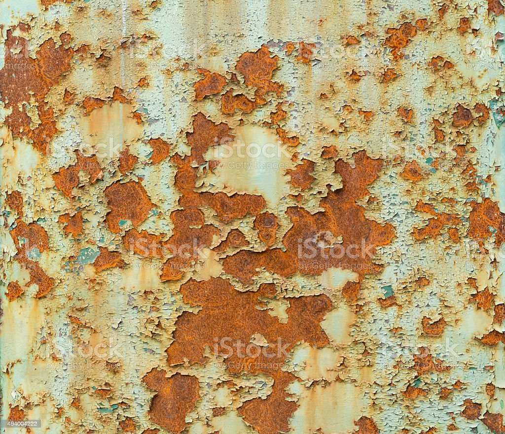 rusted sheet texture royalty-free stock photo