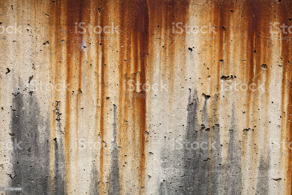 Rusted stained background. One of a series. royalty-free stock photo