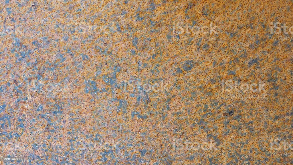 Rusted Surface Background stock photo